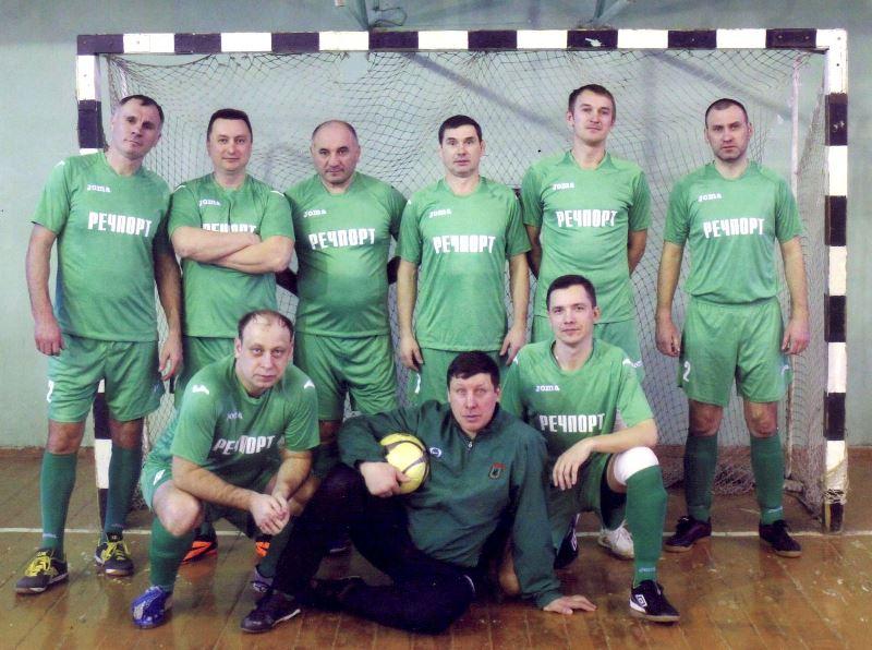Спортивная команда Речпорт
