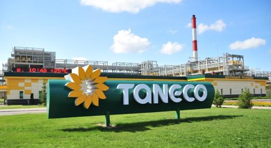 Танеко завод