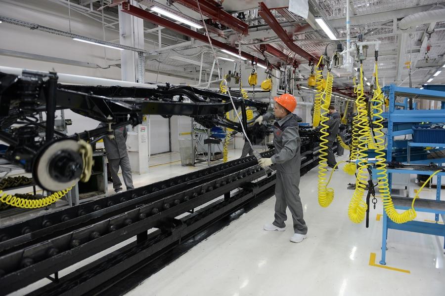 «УАЗ» развивает систему улучшения качества продукции