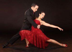 Флеш-моб в честь всемирного дня латинских танцев @ ТРЦ Аквамолл