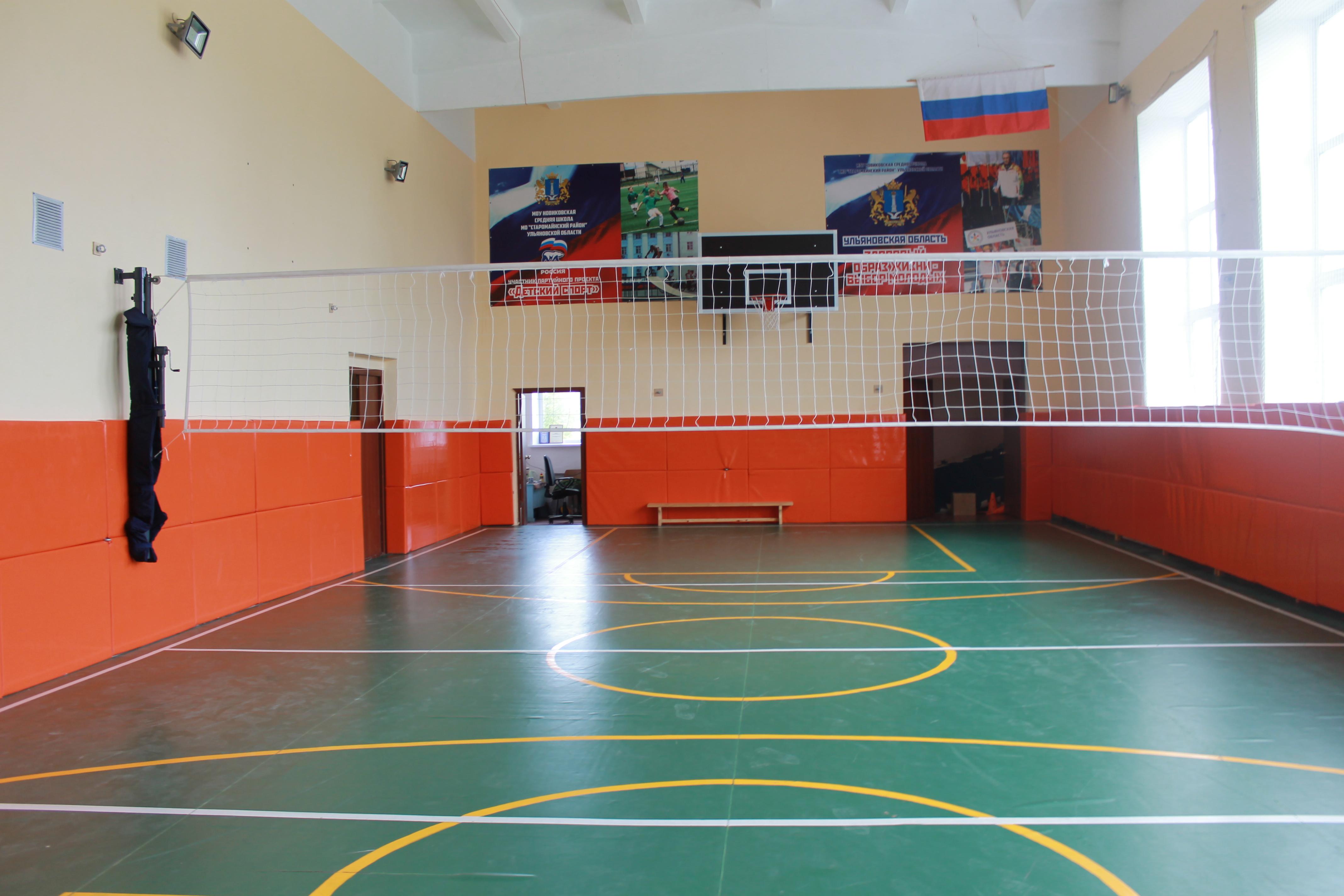 фото в спортзале школы поделитесь своей историей