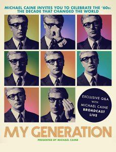 """Кинолекторий. Просмотр и обсуждение фильма """"My Generation/Мое поколение"""" @ Кинотеатр «МУВИЗ» (ул. Карла Маркса, д. 4/1, 4 этаж)"""