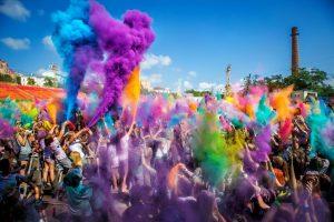 Фестиваль красок @ Парк «Владимирский сад»