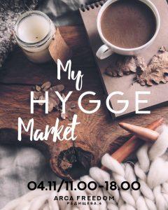 My HUGGE Market в Arca FreeDOM @ Arca FreeDom (Радищева, д. 6)
