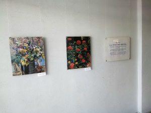 Выставка «А.А. ПЛАСТОВ. ЦВЕТЫ». @ Картинная  галерея УлГПУ