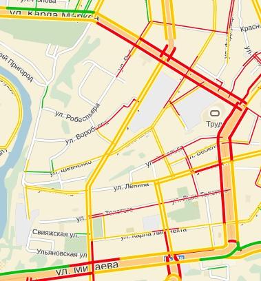 Яндекс.Карты — подробная карта Россиифыа и мира - Google Chrome