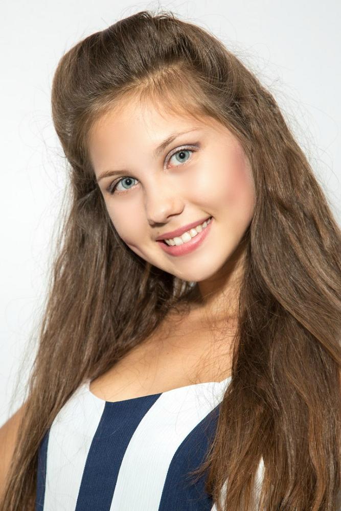 Юная Мисс Чиржа Ксения