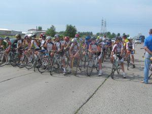Первенство г. Ульяновска по велоспорту шоссе @ Взлетная полоса