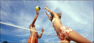 Чемпионат по пляжному волейболу в рамках реализации комплекса мероприятий для молодёжи, работающей на предприятиях Ульяновской области «PROдвижение – 2017» @ Пляж р.Свияга