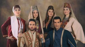 «С книгой по региону: культура и традиции армянского народа» @ Библиотека им. Аксакова (ул. Минаева, д. 48)