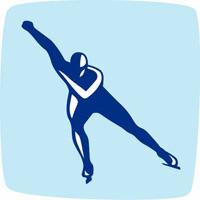 Соревнования по конькобежному спорту,  в рамках Олимпийских игр @ на стадионе «Локомотив» (пр-т Гая, 15)