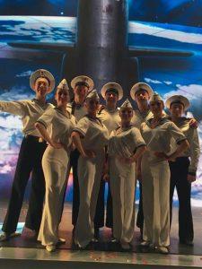 Концерт ансамбля песни и пляски Северного флота @ Дворец «Губернаторский»
