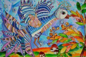 Выставка «Краски осени» @ Детский музейный центр (ул.Л.Толстого, д.49)