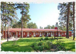 База отдыха «Уютная» от 2500 руб./сутки (на карантине с 28 марта по 5 апреля)