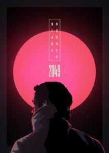 """Показ фильма """"Бегущий по лезвию 2049"""" в клубе ДЖАРМУШ @  УлГПУ, 445 аудитория"""