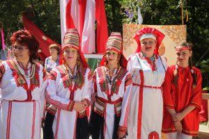Национальный праздник «Шумбрат - 2017» @ Владимирский сад