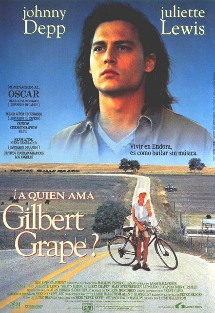 ДжармушКлуб, просмотр и обсуждение фильма Лассе Халльстрёма - «Что гложет Гилберта Грейпа?» @ УлГПУ (104 аудитория)
