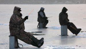 Соревнования по ловле хищной рыбы «Зимний хищник - 2019» @ Центральный пляж