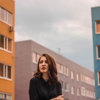 Выступление Катерины Николаевой на Пушкин DAY @ Дворец книги (пер. Карамзина, 3/2)