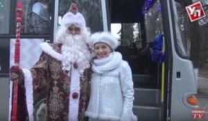 Новогоднее путешествие с Дедом Морозом и Снегурочкой @ музей «Симбирская классическая гимназия» (ул.Спасская, д.18)