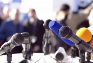 Пресс-конференция, посвящённая вопросам подготовки к новогодним праздникам @ Парк 40-летия ВЛКСМ