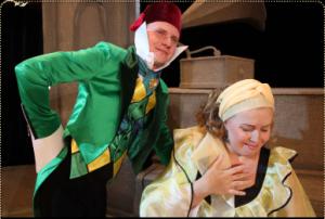 """Спектакль """"Человекообразные"""" @ Nebolshoy Театр, ( ул. Пушкинская, д. 1/11)"""