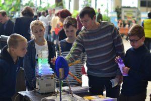 Выставка  летнего профильного отдыха «Университетский калейдоскоп» для учащихся 8-х и 9-х классов в УлГПУ @ УлГПУ