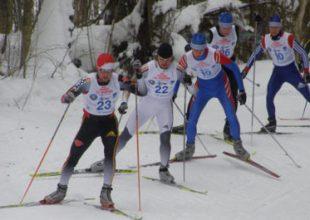 Первенство города по лыжным гонкам «Открытие зимнего сезона»
