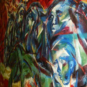 Выставка «Гражданская война: между белым и красным» @ Ленинский мемориал ( пл. 100-летия со дня рождения В. И. Ленина, 1)