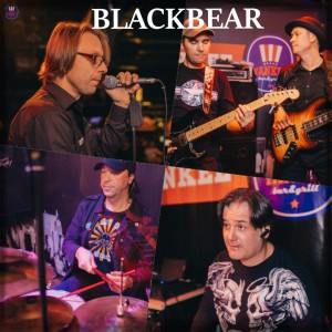 Выступление группы BLACKBEAR @ YANKEE Bar & Grill