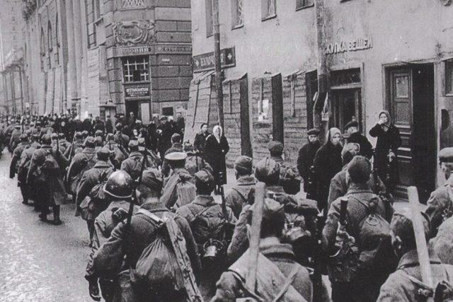 Выставка «В память о январе 1944 года» @ Ленинский мемориал