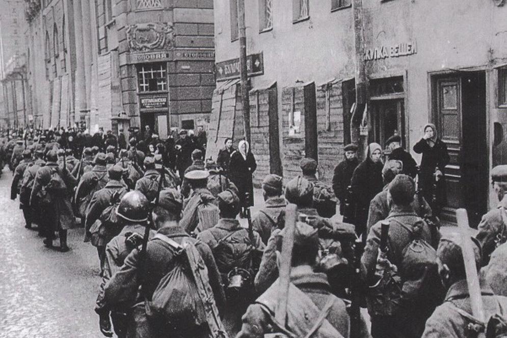 Открытие выставки «В память о январе 1944 года»