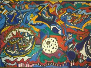 Открытие выставки «Калейдоскоп красок» @ Детский музейный центр Музея-заповедника «Родина В.И.Ленина» (ул.Л.Толстого, д.49)