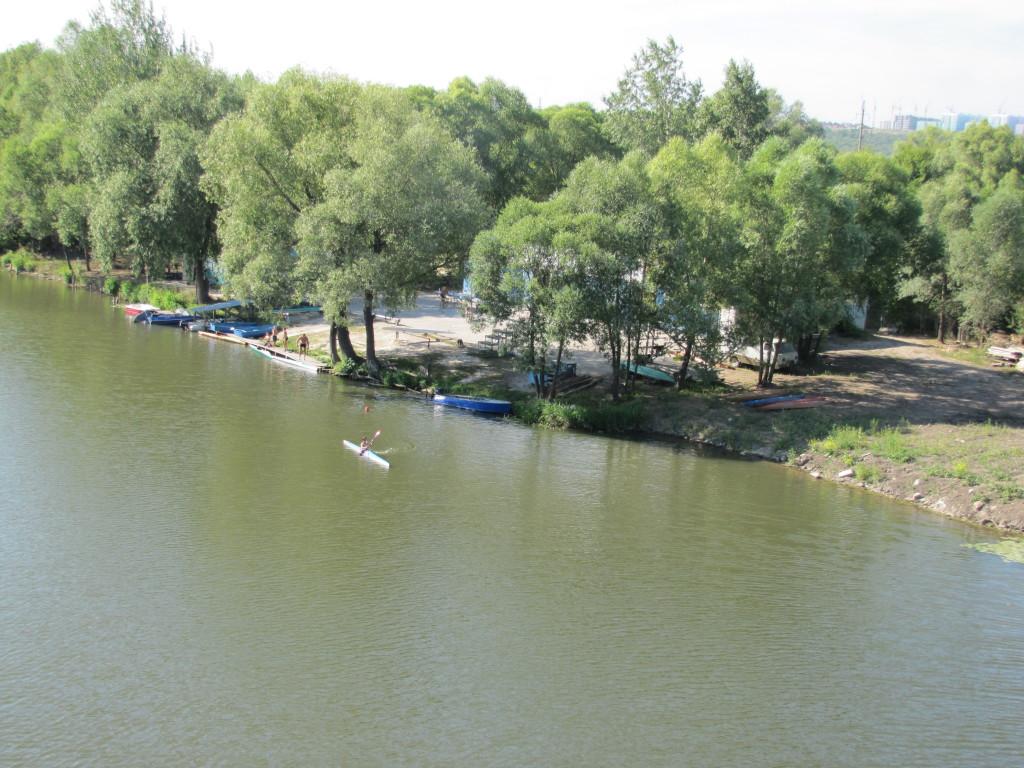фото 14 - Свияга ниже моста на ул Пушкарёва