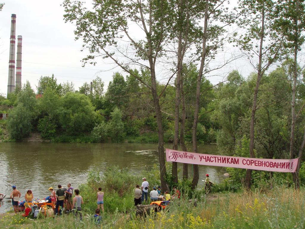 фото 15 - Соревнования на р Свияге у плотины