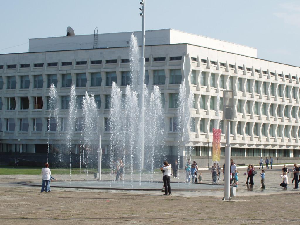 фото 18 - пл 100-летия ВИЛ фонтан