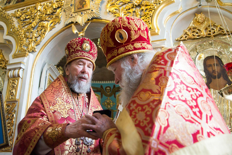 Гомосексуальный скандал в татарстанской митрополии
