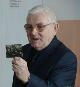 Встреча с ульяновским краеведом К.И. Новеньковым @ Библиотека №1 (ул. Камышинская, д. 1)
