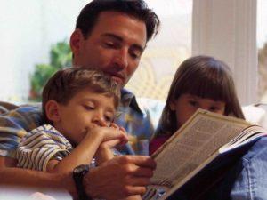 """Праздник """"День отца в библиотеке"""" @ Ульяновская областная библиотека для детей и юношества имени С.Т. Аксакова (ул. Минаева, 48)"""