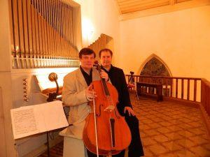 Концерт органной и камерной музыки «Музыкальные пути и вершины Северного Барокко» @ Лютеранская церковь (ул. Ленина, д. 100)