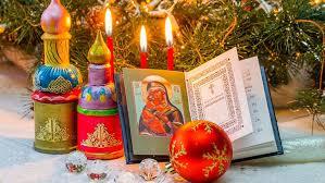 Рождественские богослужения в храмах города