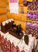 Выставка предметов быта татарского народа в Симбирском крае @ Фойе Центра татарской культуры (пр. Нариманова, 25)