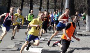 Юбилейная 75-я традиционная легкоатлетическая эстафета на призы газеты «Ульяновская правда» @ Площадь В.И.Ленина