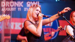"""Выступление группы """"Drunk oul"""" @ YANKEE Bar & Grill (ТРЦ """"Аквамолл"""", Московское шоссе, д. 108, 1 этаж)"""