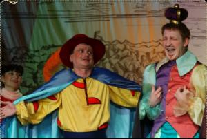 """Спектакль """"Кот в сапогах"""" @ Nebolshoy Театр, Пушкинская ул., 1/11"""