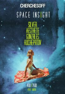 "Вечеринка ""SPACE INSIGHT"" @ CHERCHESOFF BAR (ул. Гончарова, д. 30)"