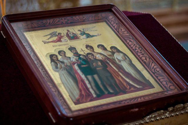 Крестный ход в день памяти святых царственных страстотерпцев @ Воскресенско-Германовский собор