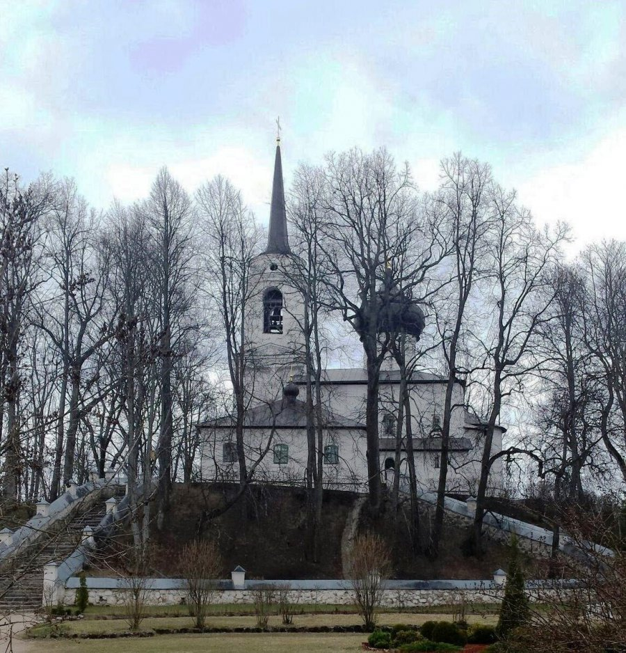 Публичная онлайн-лекция «История Святогорского монастыря после Пушкина»