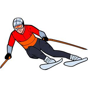 Кубок Ульяновской области по лыжным гонкам @ на трассе станции Охотничья