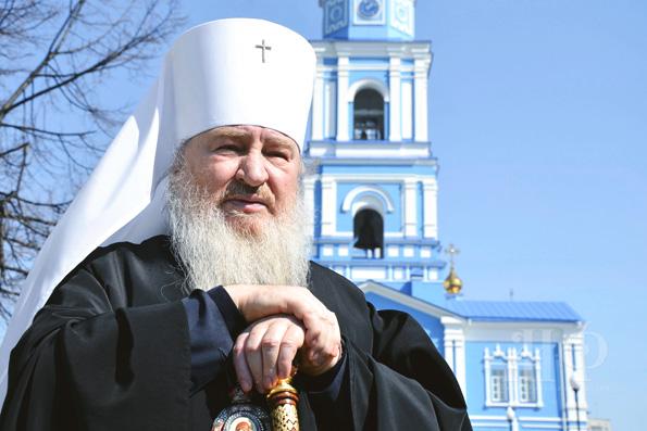 Архиепископ казанский анастасий гомосексуалист